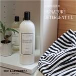梅宮アンナさんお気に入り洗濯洗剤>>【THE LAUNDRESS(ザ・ランドレス)/シグネチャーデタージェント】
