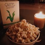 ローラちゃん映画と『ポップコーン』保存料&添加物なしポップコーンの大革命!話題の『Quinn popcorn(クインポップコーン)』