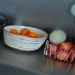 タキマキッチン[オシャレなフルーツ入れ]ご自宅インテリアが素敵っ
