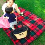友利新さん愛用>>カゴ保冷バッグを通販するには・・保冷仕様でオシャレな篭バッグ!