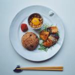ローラちゃん愛用☆食器がオシャレ>>朝食のお皿はコチラ>>Astier de Villatte(アスティエドヴィラット)
