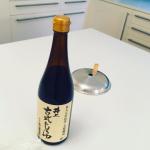 梨花ちゃんちの親子丼>>味の決めてはコレ![井上 古式じょうゆ]美味しいお料理は醤油で決まる!