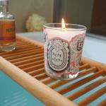 田丸麻紀さん愛用ローズキャンドルお値段はコチラ>>バラの香りでゆったりリラックス