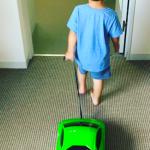 神山まりあサン息子くん愛用☆車型キャリーケース/スーツケースはコチラ>>緑色ランボルギーニ