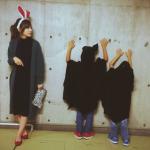 """""""コスプレ苦手な""""紗栄子さん流、ハロウィン仮装コスチューム衣装の選び方>>"""