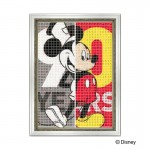 11月16日QVCミッキーマウス90周年特集、目玉商品はコレ>>スタンプアート切手絵画が激カワっ
