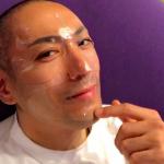 美男子!市川海老蔵さん☆透明パックで美肌ケア>>日本で購入するには>>