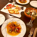 小倉優子さん愛用食器が可愛い!ディナープレートはASTIER de VILLATTE(アスティエ・ド・ヴィラット)おもてなし料理はお皿がオシャレだと気分も上がる!