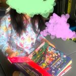 海老蔵さんち長女、麗禾ちゃんお誕生日プレゼントは、頭のいい子が育つ本!