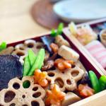 芸能人お正月おせち料理>>ともさかりえサン「シンプル重箱がオシャレ!」