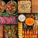 2021年☆芸能人『手作りおせちランキング』『お子様おせち』お子さんが楽しめる美味しいお正月料理を作っている有名人さんを集めてみました。盛り付け参考に。